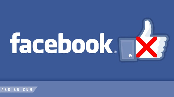 Akun Facebook Kamu tidak Bisa Like dan Kirim Komentar?
