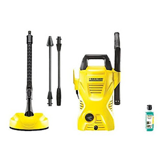 BEST PRICE in United Kingdom : Kärcher K2 Compact Home AirCooled Pressure Washer