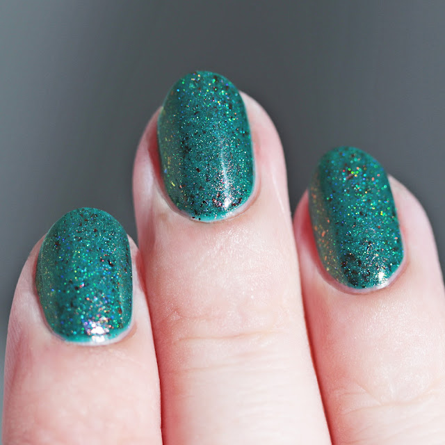 Necessary Evil Polish Diamonds Are a Girl's Best Friend