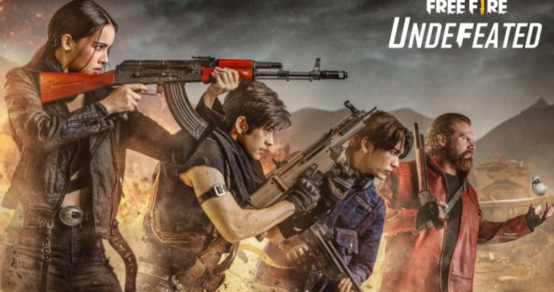 Free Fire Undefeated Th