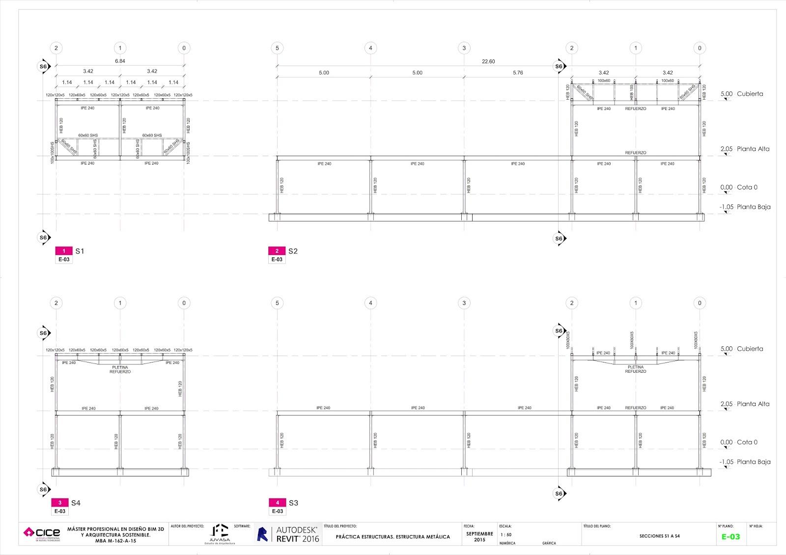 Proyectos Realizados con Revit Sketchup Lumion Autocad ArcGIS en Construccin Cuarto