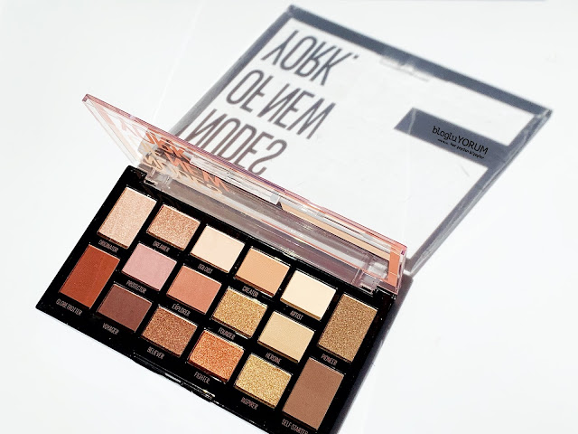 maybelline nudes of new york far paletini inceliyorum 3