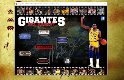 Gigantes del Basket 10in1 Collection