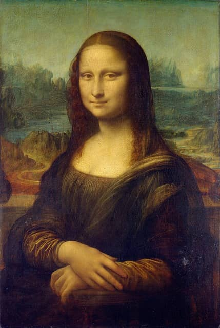 monalisa painting history in hindi