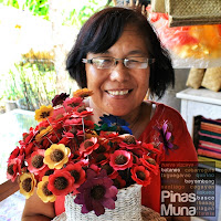Craft by Joyce in Cabarroguis Quirino Fossilized Flower