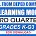 Official LAS & SLMs for 3rd Quarter from DEPED COMMONS (K-6)