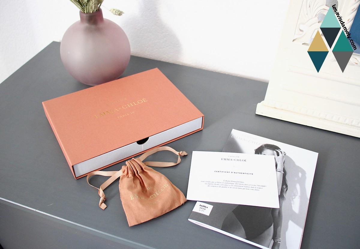 avis et test box mensuelle bijoux emma et chloé