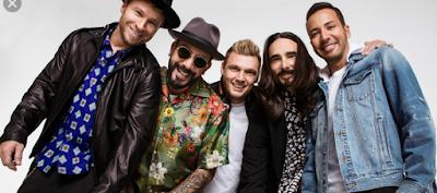 Backstreet Boys confirma shows em São Paulo, Rio e Uberlândia