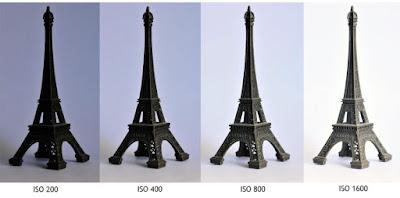 Penggunaan ISO Pada Kamera