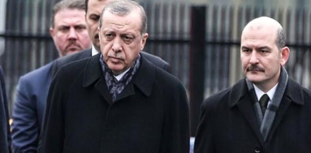 Mendagri Turki Mengundurkan Diri Dengan Alasan Bersalah Karena Kekacauan Jam Malam,  Namun Ditolak Erdogan