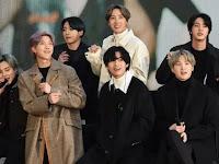 Boy band BTS dinobatkan Artis Tahun Ini oleh majalah Time
