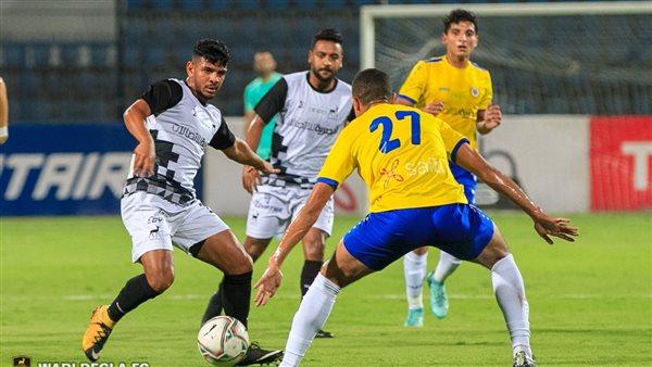اهداف مباراة الإسماعيلي ووادي دجلة (0-2) الدوري المصري