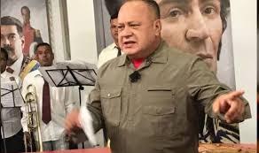 Cabello acusa a Guaidó de vínculos con grupo criminal «Los rastrojos»