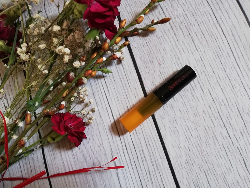 SinSkin Must Have Oil Lip Gloss Carambola