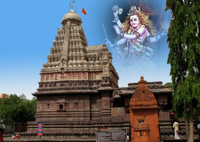Grishneshwara shiva temple