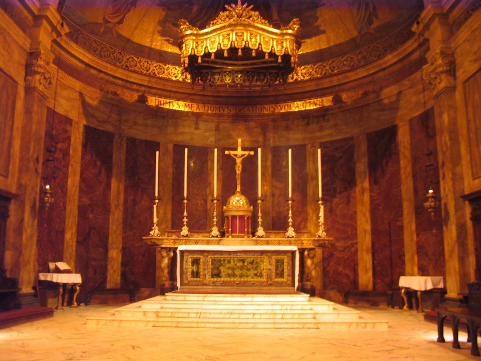 The Radical Catholic: Holy Mass: The Fountain of Grace