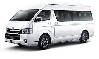 Daftar Harga Toyota Hiace Luxury