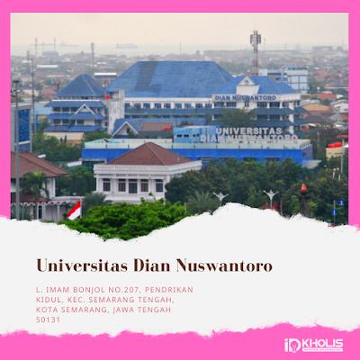 Universitas Dian Nuswantoro