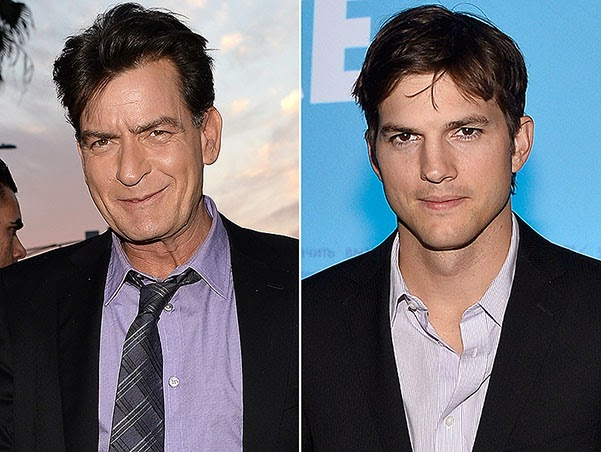 Charlie Sheen and Ashton Kutcher Scandals