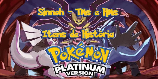 Guia Pokemmo Detonado Sinnoh Tms Hms Gyms Elite 4 Platinum Sevii Champions Pokemmo Team