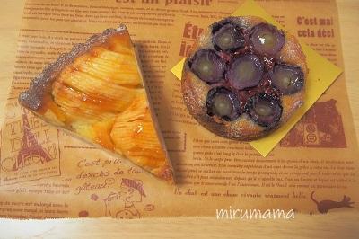 deguchi2種類のケーキ