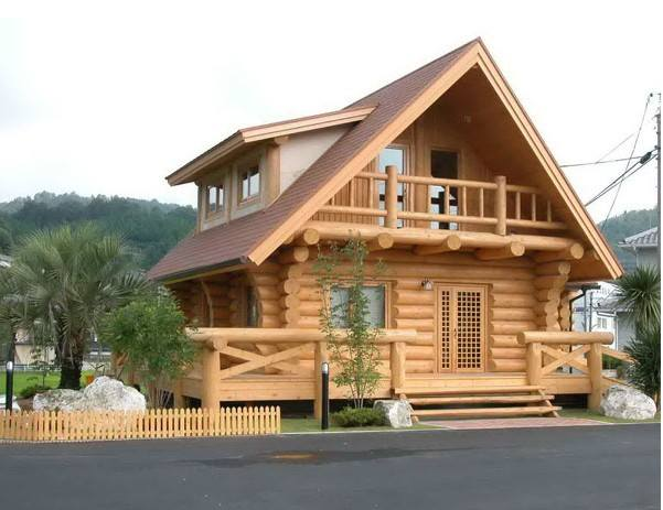 For Those Of You, Who Are Want To Build A Dwelling That Is Different In  Terms Of Design And Atmosphere, The Wooden House Is A Good Solution.