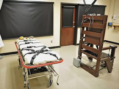 Tennessee's death chamber