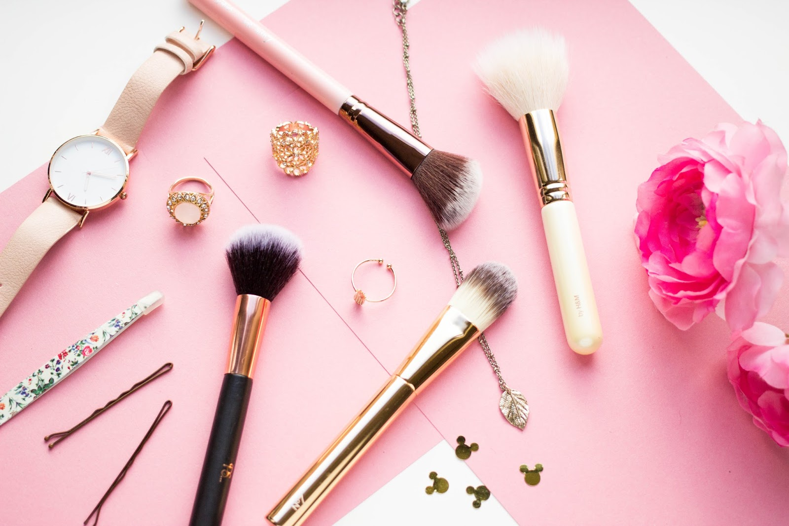 Makeup Brushes, How I Clean My Makeup Brushes, Beauty Blog, Katie Writes,