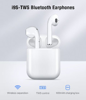 AirPods de la Apple – i9s-TWS pe Aliexpress