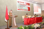 Bupati Wongkar Tegaskan  Penyaluran BLT Harus Tepat Sasaran