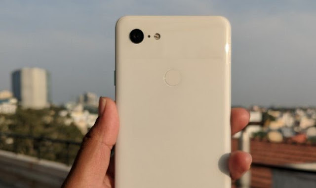 Pixel 3 xl review Wide-Angle Selfies