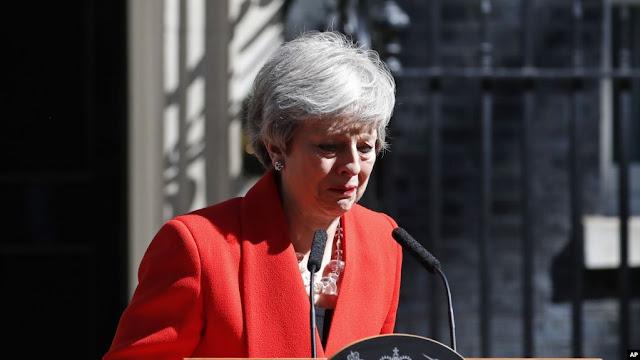 PM Inggris akan Mengundurkan Diri