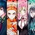 Kimetsu no Yaiba lanza 4 proyectos colaborativos con revista shoujo: Manga, stickers, test ¡y más!