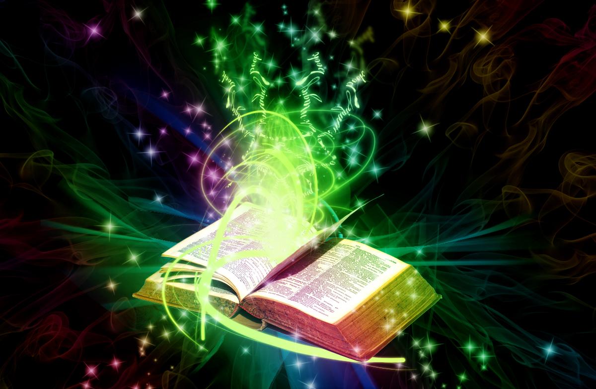 Book Of Magic