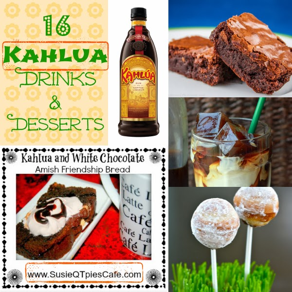 SusieQTpies Cafe: Best Kahlua Recipes For Kahlua Day
