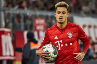 Barcelona star Coutinho to remain at Bayern Munich until the end of August