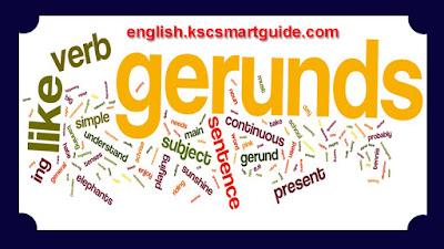 Gerunds-English Grammar Topics