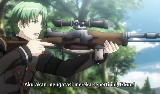 Download Anime Nejimaki Seirei Senki: Tenkyou no Alderamin Episode 12 [Subtitle Indonesia]
