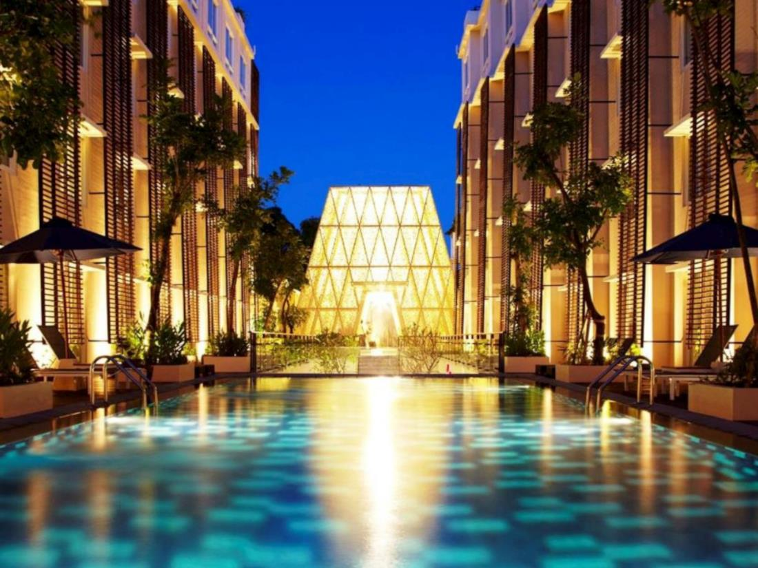 The cheap hotels when traveling Bali - travel