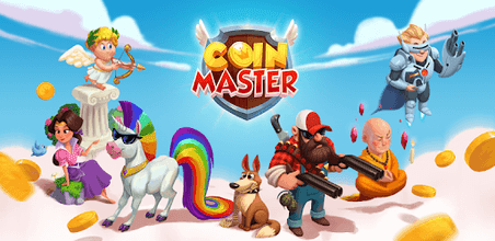 Coin Master 100 Spin Link