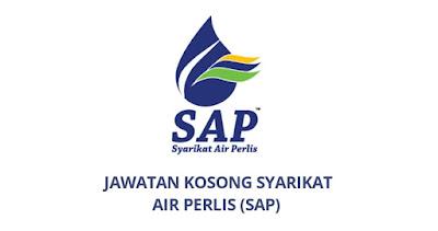 Jawatan Kosong Syarikat Air Perlis 2020 (SAP)