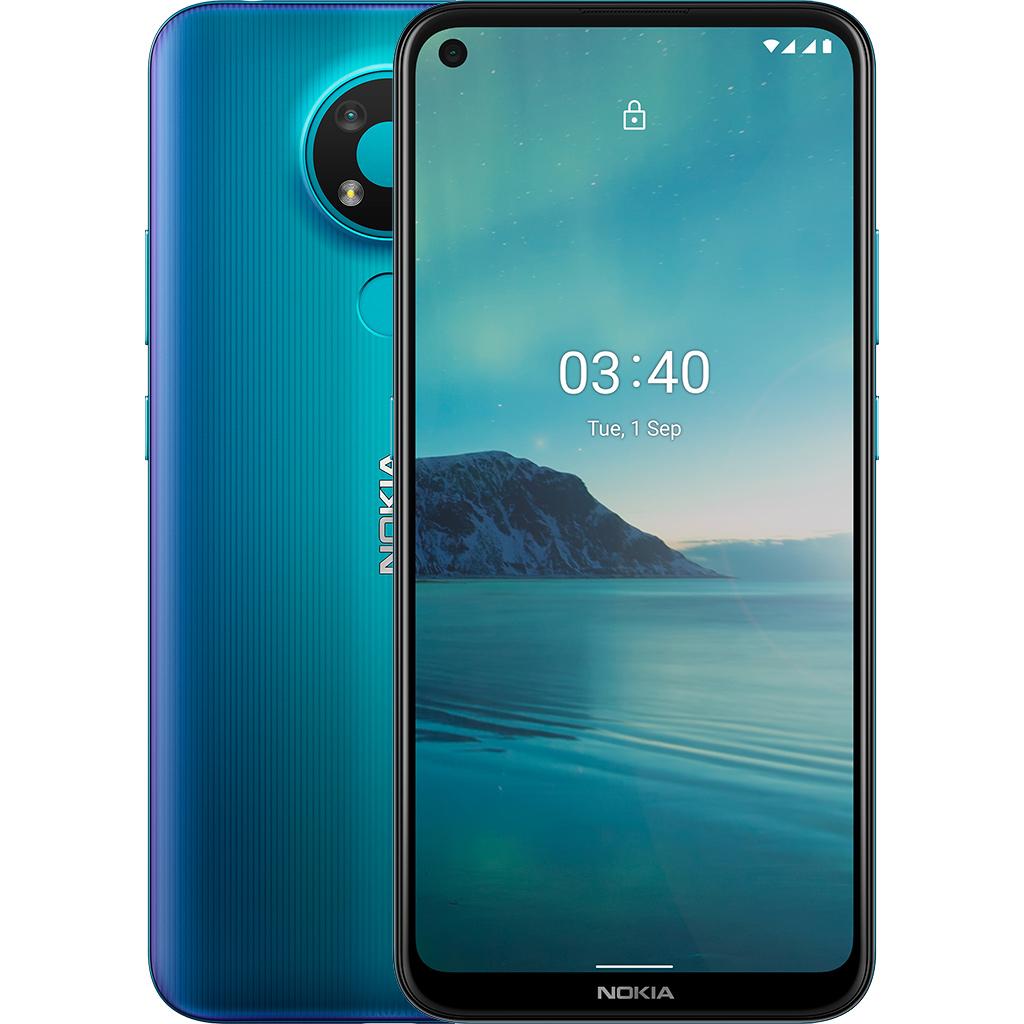 Điện thoại Nokia 3.4 4GB/64GB Xanh