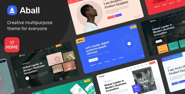 Best Agency and Portfolio Template