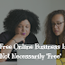 "A Free Online Business Is Not Necessarily ""Free"""