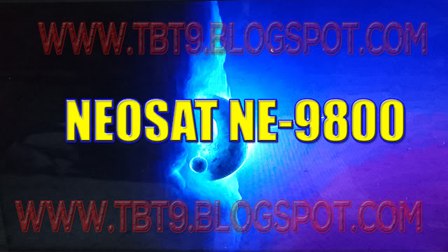 NOESAT NE-9800 WITH VLINE OPTION  POWERVU KEY TEN SPORTS OK NEW SOFTWARE