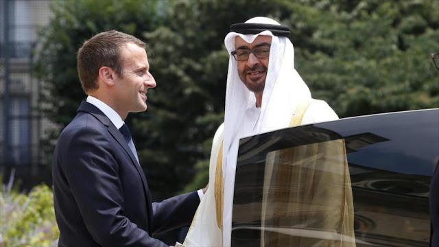 """Francia investiga al príncipe emiratí por """"actos de tortura"""" en Yemen"""