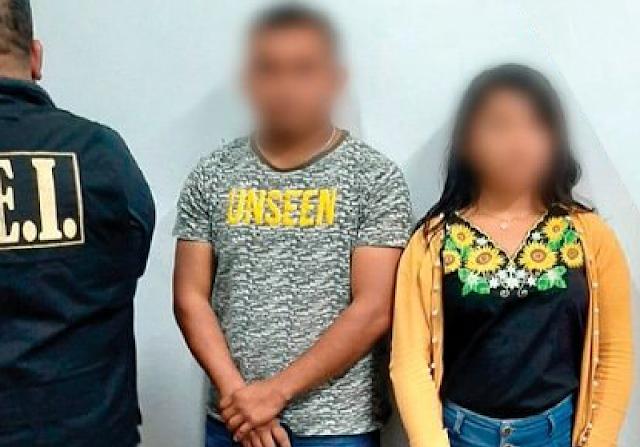 Localizada Cindy Gabriela la menor de 14 años que huyó con el adulto