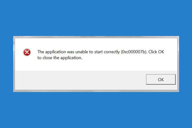 تحميل ملف 0xc000007b وذلك لحل مشكلة تشغيل ألعاب وبيس خصوصا