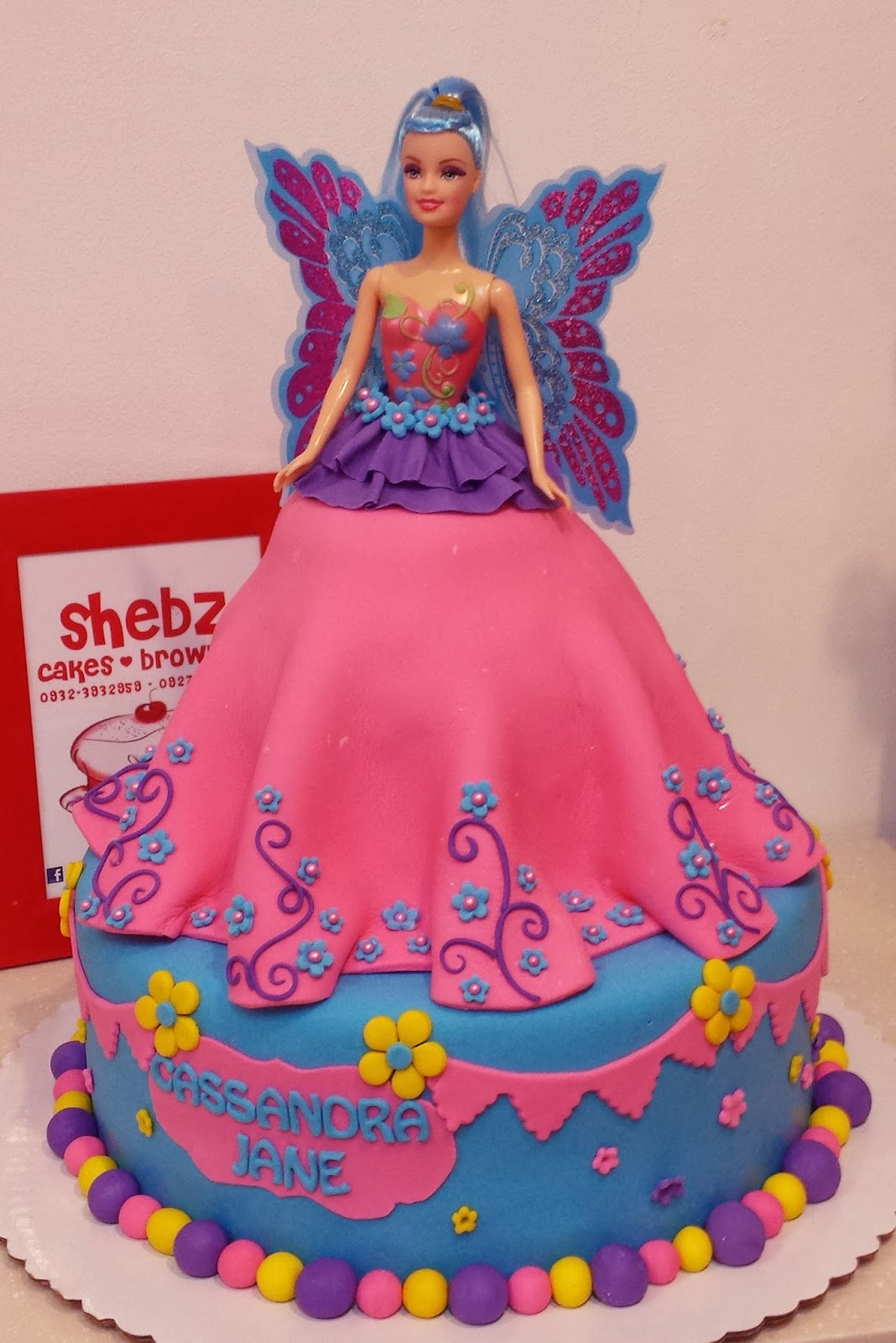 Shebz Cakes Cebu Birthday Kids