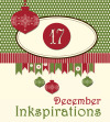 Adventskalender December Inkspirations Tuerchen 17